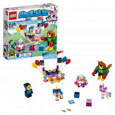 LEGO Unikitty 41453- Timpul petrecerii