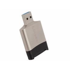 Card Reader Kingston MobileLite G4, Silver
