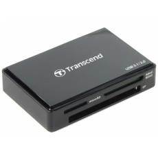 Card Reader Transcend TS-RDC8K, Black