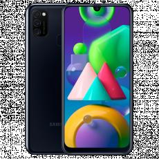 Smartphone SAMSUNG Galaxy M21 (4 GB/64 GB) Raven Black