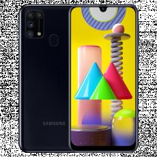 Smartphone SAMSUNG Galaxy M31 (6 GB/128 GB) Black