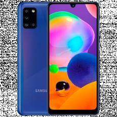Smartphone SAMSUNG Galaxy A31 (4 GB/64 GB) Blue