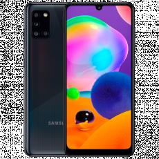Smartphone SAMSUNG Galaxy A31 (4 GB/128 GB) Black