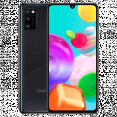 Smartphone SAMSUNG Galaxy A41 (4 GB/64 GB) Black