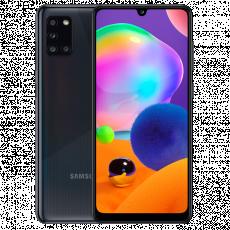 Smartphone SAMSUNG Galaxy A31 (4 GB/64 GB) Black