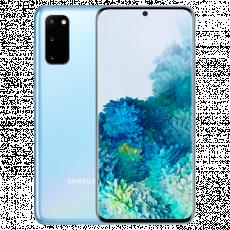 Smartphone SAMSUNG Galaxy S20 (8 GB/128 GB) Light Blue