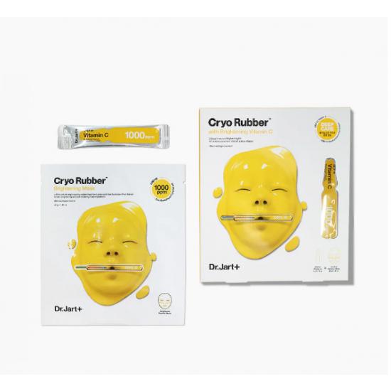 Dr. Jart+ Cryo Rubber with Brightening Vitamin C - Mască alginată cu vitamina C