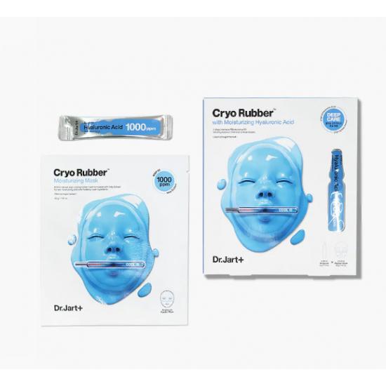 Dr. Jart+ Cryo Rubber with Moisturizing Hyaluronic Acid - Mască alginată cu acid hialuronic