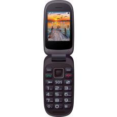 Telefon mobil Maxcom MM818, Black/Blue