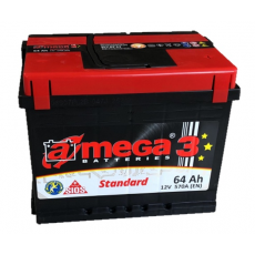 Baterie auto Amega Standard