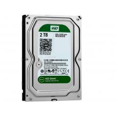 """3.5"""" Hard disk (HDD) 2 Tb Western Digital Caviar Green, IntelliPower (WD20EZRX-FR)"""