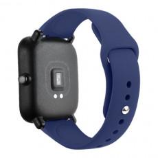 Curelușă Xiaomi Amazfit 20mm, Navy Blue