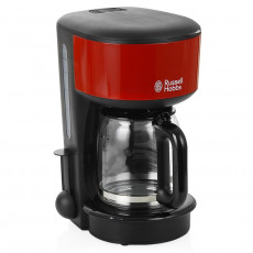 Cafetieră Russell Hobbs Colours 20131-56/RH, Red/black