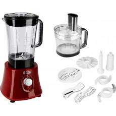 Кухонный комбайн Russell Hobbs Desire 19006-56/RH, Red/black