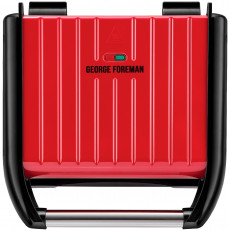 Steel Family Grill Red