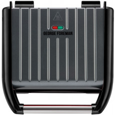Grill George Foreman Steel Family 25041-56/GF, Black/Gray