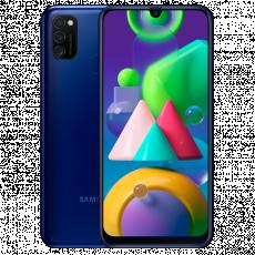 Smartphone SAMSUNG Galaxy M21 (4 GB/64 GB) Midnight Blue