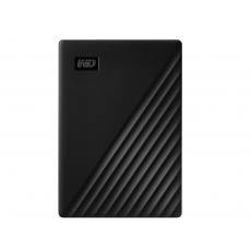 "2,5"" Hard Disk (HDD) extern 1.0 TB Western Digital My Passport Portable External, Black (USB 3.0)"