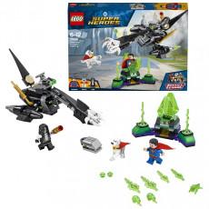 LEGO Super Heroes 76096 - Alianța Superman și Krypto
