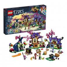 LEGO Elves 41185 - Salvarea magică din satul spiridușilor