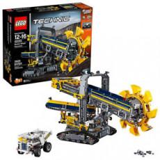 LEGO Technic 42055 - Excavator cu roata port cupe