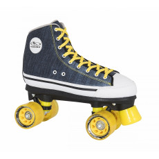 Ролики Hudora Roller Skates Blue Denim (13010) 36