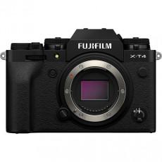 Aparat foto Fujifilm X-T4 Black, Body