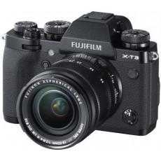Aparat foto Fujifilm X-T3 Black, Fujinon XF18-55mm F2.8-4 R LM OIS