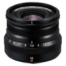 Obiectiv FujiFilm Fujinon XF16 mm F2.8 R WR Black