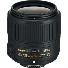 Obiectiv Nikon AF-S Nikkor 35mm f/1,8G ED