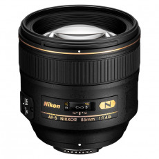 Obiectiv Nikon AF-S Nikkor 85mm f/1,4G