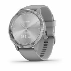 Ceas inteligent Garmin Vivomove 3, Silver/Gray