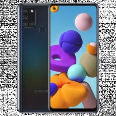 Smartphone SAMSUNG Galaxy A21s (3 GB/32 GB) Black