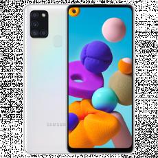 Smartphone SAMSUNG Galaxy A21s (3 GB/32 GB) White