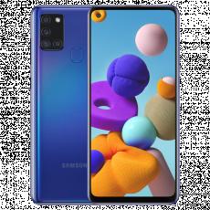 Smartphone SAMSUNG Galaxy A21s (3 GB/32 GB) Blue