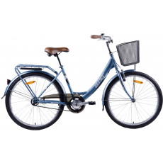 Bicicletă Aist Jazz 1.0, Blue