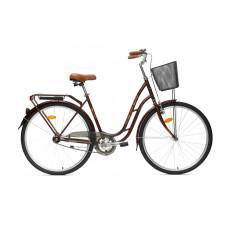 "Bicicletă Aist Tango 28"" 1.0, Brown"