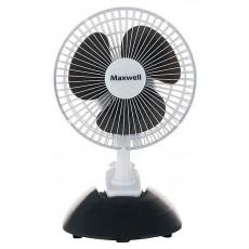 Ventilator Maxwell MW-3548, White/Gray