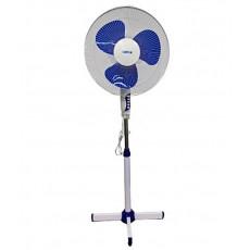 Ventilator Leko FS-40/16195C, White/Blue