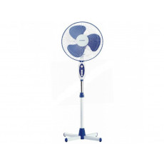 Ventilator Leko FS-40/16240C, White/Blue