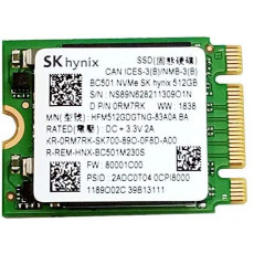 Solid State Drive (SSD) 128 Gb Hynix BC501A (HFM128GDGTNG-85A0A)