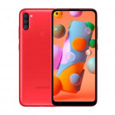 Smartphone SAMSUNG Galaxy A11 (2 GB/32 GB) Red