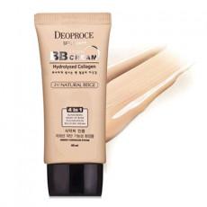 Deoproce Magic BB Cream SPF50+ (21 Natural Beige) - Cremă BB
