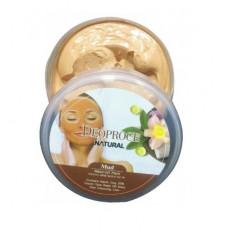 Deoproce Natural Wash-off Mud Pack - Глиняная маска для лица