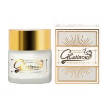 Elizavecca Glutinous Cream - Cremă regenerantă cu mucină de melc