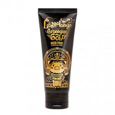 Elizavecca Hell-Pore Longolongo Gronique Gold Mask Pack - Маска для лица