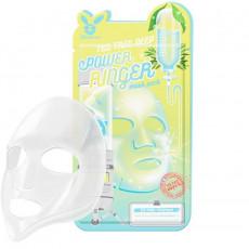 Elizavecca Tea Tree Deep Power Ringer Mask Pack - Mască de pânză cu extract de ceai verde