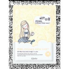 Esfolio Pure Skin Pearl Essence Mask Sheet - Mască de pânză cu extract de perle