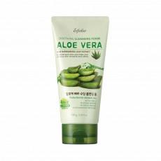 Esfolio Aloe Vera Soothing Gel Cleansing Foam Single Type - Spuma de curățare cu extract de Aloe