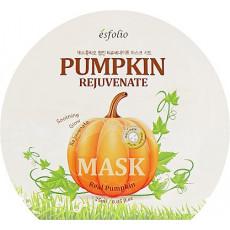 Esfolio Pumpkin Rejuvenate Mask - Mască de pânză anti-îmbătrânire cu extract de dovleac
